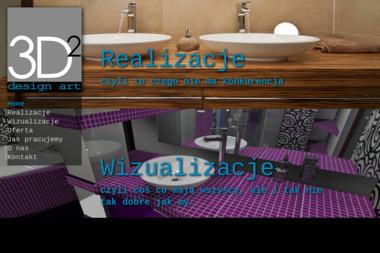 3D2 - Projektowanie wnętrz Bielsko-Biała