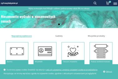 De art. Druk Wielkoformatowy Borkowski i Piotrowski Spółka Cywilna - Projektant Wnętrz Białystok