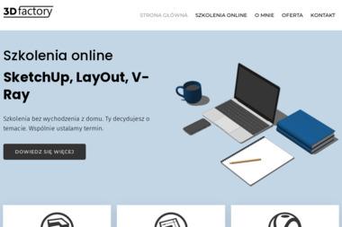 3D Factory Pracownia Architektoniczna - Adaptacja projektów Pewel Wielka