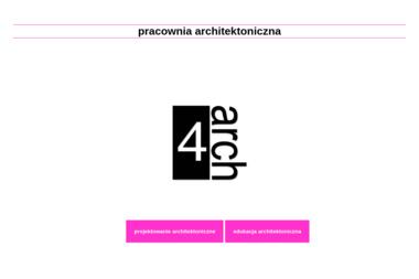 4 arch. Projekty architektoniczne - Architekt Cieszyn