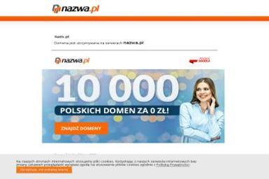 Agencja Reklamowa 4 Axis Adam Gołubowicz - Strona www Gorzów Wielkopolski
