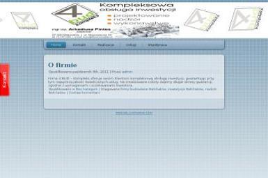 4 BUD-Kompleks - Nadzorowanie Budowy Bełchatów