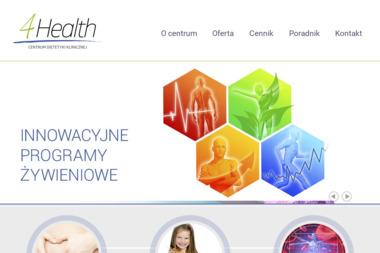 4health-centrum dietetyczne - Dietetyk Łódź