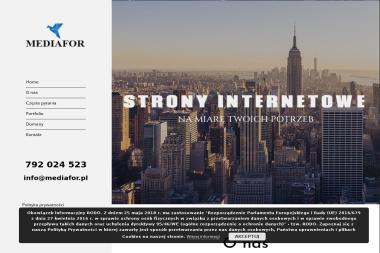4it S.A. - Strona Internetowa Radom