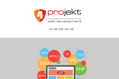 4Project Sp. z o.o. - Strony internetowe Jelenia Góra