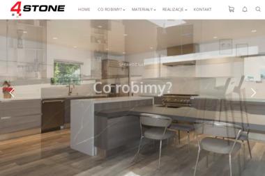 4Stone. Blaty granitowe, balty z konglomeratu - Schody Metalowo-drewniane Grodziszcze