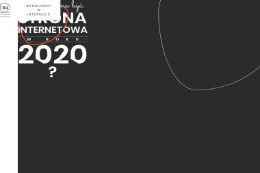 FUTURIS: 84.pl. Tworzenie stron internetowych - Drukarnia Mostówka