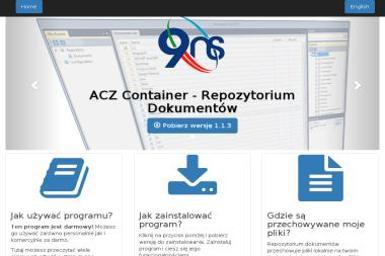 Nuty System. Archiwizacja danych, pozycjonowanie stron www - SEO Lublin