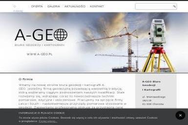 A-Geo. Biuro Geodezji - Geodeta Katowice