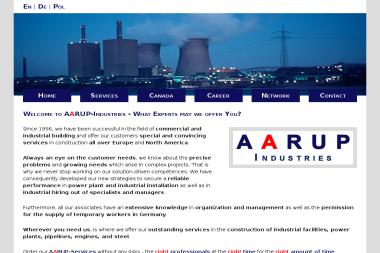 Aarup Industries Sp. z o.o. - Architekt wnętrz Rzepin