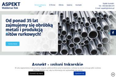 Aspekt Automatyka Przemysłowa - Ślusarz Mińsk Mazowiecki