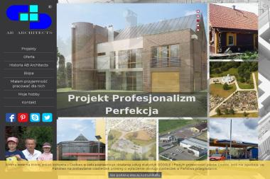 AB Architects Aleksander Bielski - Projekty Domów Parterowych Białystok