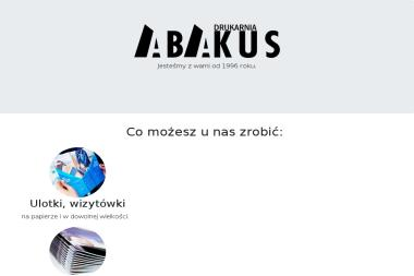 Abakus - Drukarnia Oława