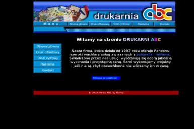 Drukarnia ABC S.C. - Druk katalogów i folderów Piotrków Trybunalski