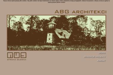 ABG Architekci. Architektura, projekty gotowe - Biuro Architektoniczne Białystok