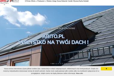 ABITO - Pokrycia dachowe, izolacje - Okna Plastikowe Wieliczka
