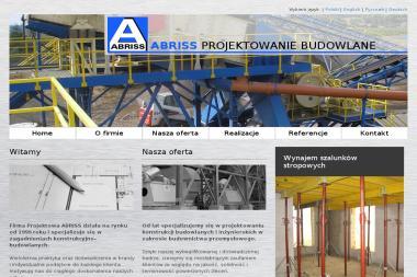 Abriss Pracownia Architektoniczna Piotr Andrzejewski - Architekt Suchedniów