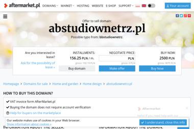 AB Studio Wnętrz Pracownia Projektowa Aleksandra Bołoz - Projektowanie wnętrz Tarnobrzeg