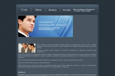 Biuro Rachunkowo-Ekonomiczne Account Tomasz Łabędź - Finanse Machowa