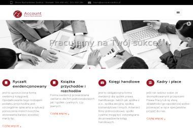 Account Biuro Rachunkowe - Usługi finansowe Siedlce