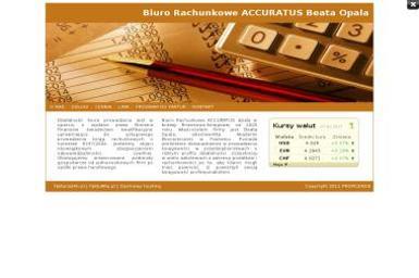 Biuro Rachunkowe Accuratus - Usługi finansowe Opalenica