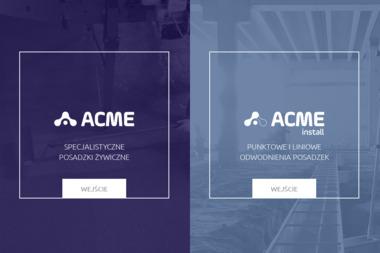 ACME SPÓŁKA CYWILNA - Wylewki Betonowe Warszawa