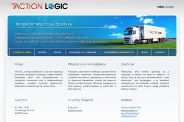 Action Logic Ewelina Ratajczak - Firma transportowa Śmigiel