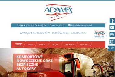 Firma Handlowo Usługowa Adamex Goik Adam - Firma transportowa Jastrzębie-Zdrój