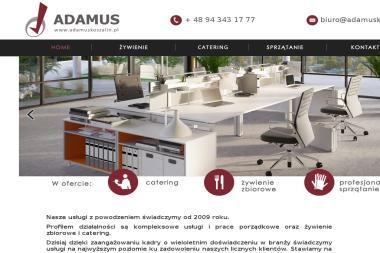 """ADAMUS"" PHU - Sprzątanie Koszalin"