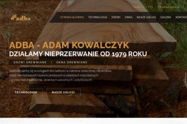 ADBA Zakład Stolarsko-Ciesielski - Wymiana Okien Krasocin