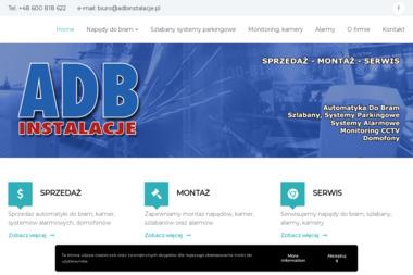 ADB Instalacje - Inteligentny dom Tarnów