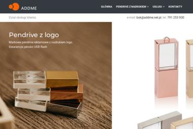 AddMe. Reklama - Usługi Reklamowe Konstantynów Łódzki