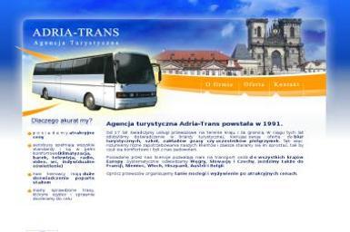 Agencja Turystyczna Adria Trans - Przewóz osób Stalowa Wola