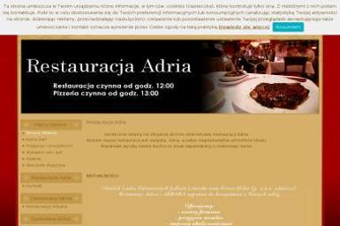 Mika Sp. z o.o. - Restauracja ADRIA - Catering dla firm Pionki