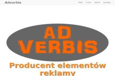 Adverbis - Usługi Tokarskie Stary Cykarzew