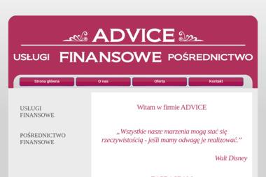 A&M Advice. Pośrednictwo Finansowe. Małgorzata Romancio - Leasing Dla Nowych Firm Szczecin