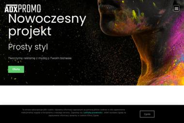 Adxpromo - Drukarnia Proszowice