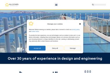 Allstars Engineering Poland Sp. z o.o. - Usługi Projektowania Wnętrz Wejherowo