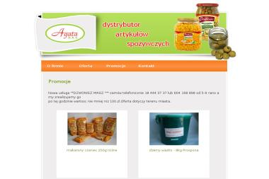 Agata D.A.S. - Catering Nowy Sącz
