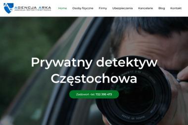 Arkadiusz Niezgoda Agencja Arka - Porady Prawne Kuleje
