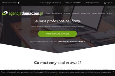 AgencjaTlumaczen.pl - Tłumaczenie Angielsko Polskie Konin