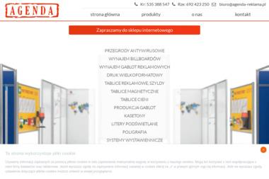 Agenda Sp. z o.o. - Drukarnia Krosno