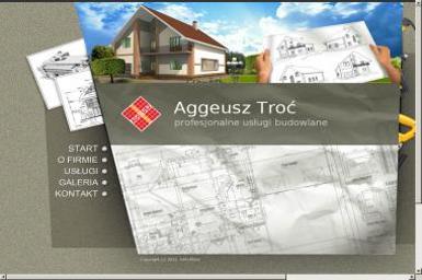 Profesjonalne Usługi Budowlane Aggeusz Troć. Układanie płytek, granit - Budowa Ściany Łańcut