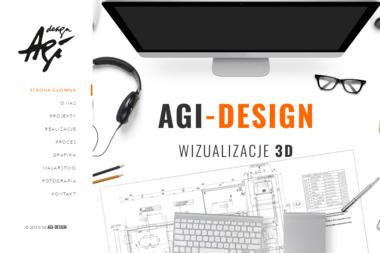 Projektowanie wnętrz i mebli AGI-design - Projektant Wnętrz Skawina