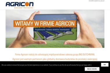 Agricon Sp. z o.o. - Tynki Maszynowe Czaplinek