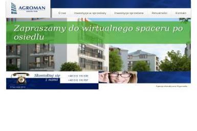 Agro-Man Sp. z o.o. Twój Parzniew - Miasto Ogród II. Deweloper, gotowe mieszkania, sprzedaż mieszkań - Domy pod klucz Pruszków