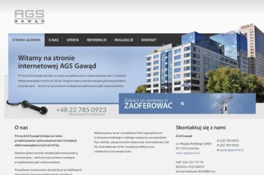 Ags Gawąd Joanna Gawąd Stebnicka - Elektryk Wrzosówka