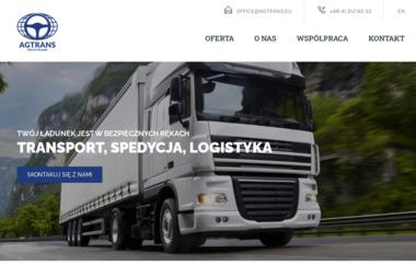 Agtrans Sp. z o.o. Spółka Komandytowa - Transport busem Radziki Duże