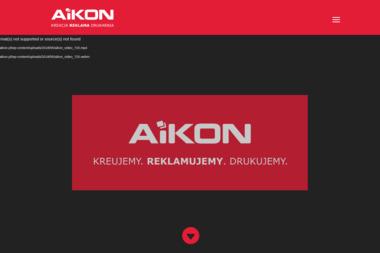Aikon Reklama Daniel Kotowicz. Drukarnia wielkoformatowa - Fotografia Ślubna Zielona Góra