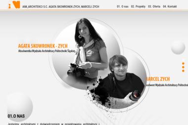 Aimarch Pracownia projektowa - Usługi Projektowania Wnętrz Chorzów